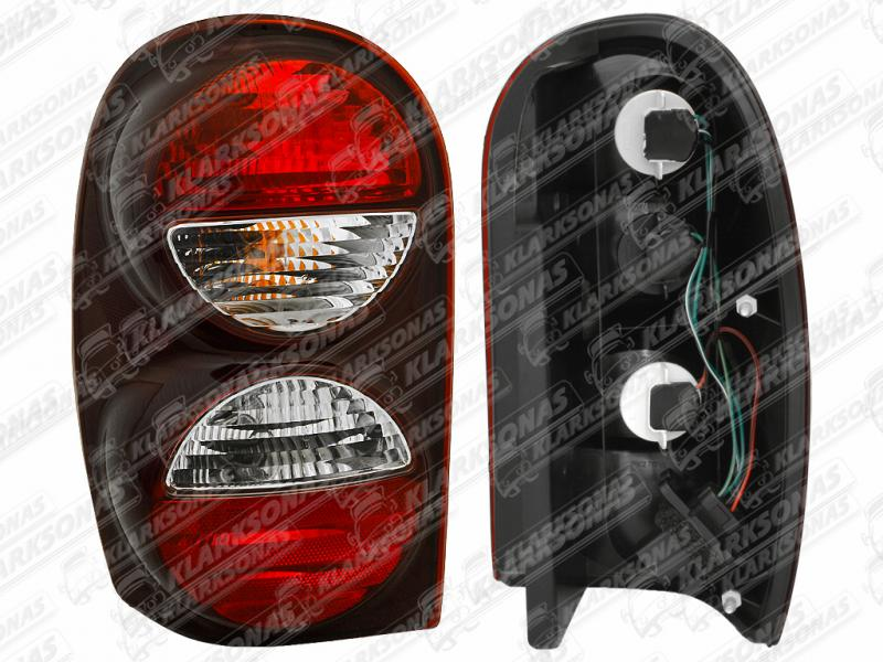 Exterior & Body Parts Motors KJ Exterior Mirror Right Jeep ...